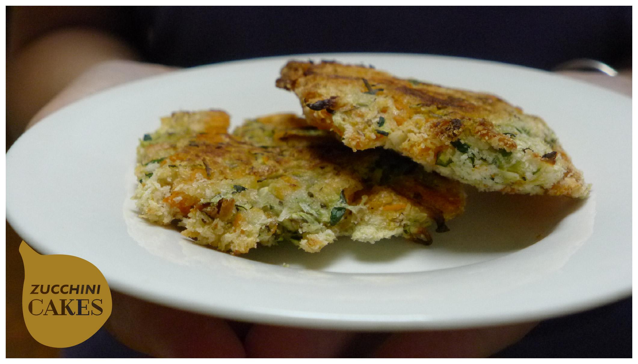 Zucchini Cakes Recipe — Dishmaps